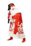 Mad Ded Moroz Stock Image