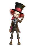 Mad Hatter 2 Royalty Free Stock Image