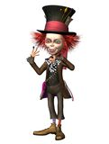 Mad Hatter 3 Stock Image