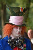 Mad Hatter From Alice In Wonderland Stock Photography