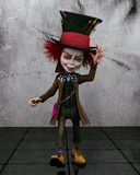 Mad Hatter 1 Stock Photos