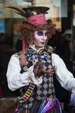 Mad Hatter Royalty Free Stock Images