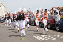 Mad Jack's Morris, Hastings Stock Photos
