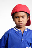 Mad Kid stock photography