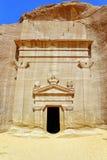 Mada`in Saleh Royalty Free Stock Image