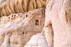 Mada`in Saleh Stock Photo