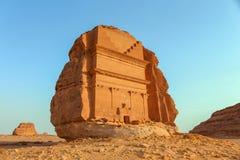 Mada`in Saleh Stock Image