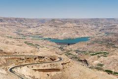 Madaba, Jordânia Foto de Stock Royalty Free