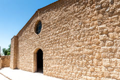 Madaba, Jordan. Apostles' church in Madaba, Jordan Stock Photography