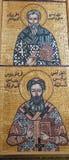 Madaba, Jordania, Środkowy Wschód Obraz Royalty Free