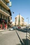 Madaba street Royalty Free Stock Images