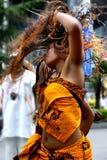 madagascan dansare Arkivfoton