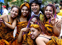 Madagascan girls Royalty Free Stock Photography
