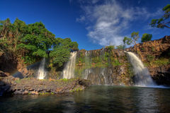 Madagascar. Waterfall Chute de la Lily near Lac Itasy, Madagascar Stock Photography