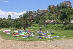 madagascar Antsirabe stock foto's