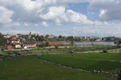 Madagascar. Antsirabe. royalty free stock images