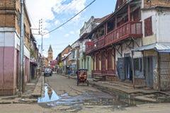 Madagascar. Antsirabe. royalty free stock photos