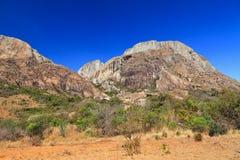 Madagascar granite Royalty Free Stock Image