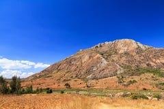 Madagascar hills Royalty Free Stock Images