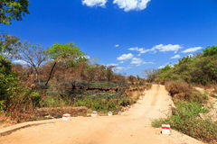 Madagascar off road Royalty Free Stock Photo