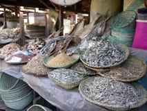 Madagascar rybi rynek Zdjęcia Stock