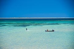 Madagascar seaside, Anakao Royalty Free Stock Photography