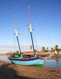 Madagascar Ship Stock Image