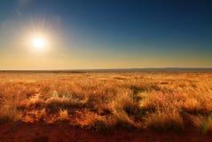 Madagascar sunset Royalty Free Stock Image