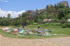 madagaskar Antsirabe stockfotos