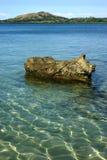 Madagaskar-Lagune, kisimamy Schacht Stockfotos