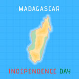 Madagaskar-Unabhängigkeitstag Stockfotografie