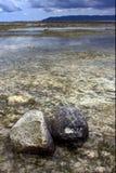 Madagaskar und Felsen Stockbild