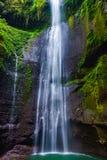Madakaripura  Waterfall, East Java, Indonesia Stock Images