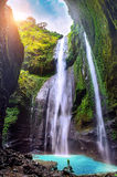 Madakaripura Waterfall Is The Tallest Waterfall. Stock Photography