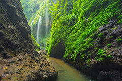 Madakaripura waterfall Royalty Free Stock Image