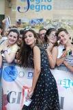 Madalina Ghenea al Giffoni Ekranowy festiwal 2016 Zdjęcie Royalty Free