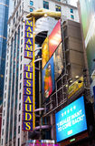 Madam Tussauds - New York City Royaltyfri Foto