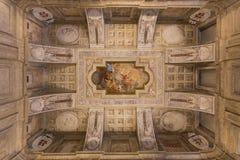 Madama Palace, Turin Stock Image