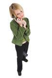 Madame #14 d'affaires Photos libres de droits