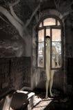 Madame Autumn image libre de droits