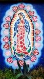 Madame de Guadalupe Photos libres de droits