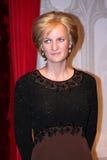 Madame Diana à Madame Tussaud's Images libres de droits