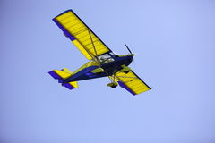 Madame Flying Photographie stock libre de droits
