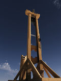 Madame La Guillotine Royalty Free Stock Image