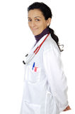 Madame le docteur Photo stock