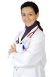 Madame le docteur Images stock