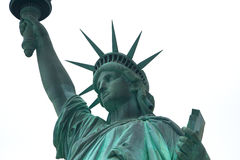 Madame Liberty Photos libres de droits