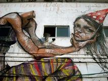 Madame sans tête Images libres de droits