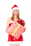 Madame Santa Photos stock