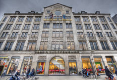 Madame Tussaud Amsterdam Stock Image